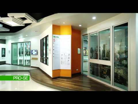 TOSTEM at LIXIL showroom - English Subtitle