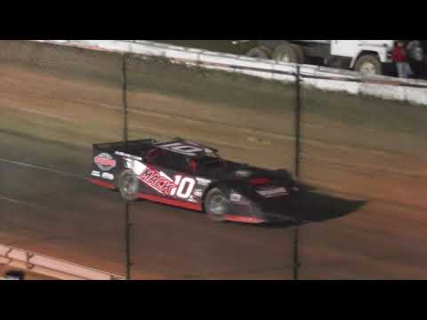 Mack10 Waycross Motor Speedway Superstreet feature dirt track race 4/14/18