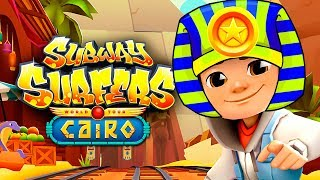 SUBWAY SURFERS CAIRO 2018 - EGYPT ✔ JAKE AND 50 MYSTERY BOXES OPENING