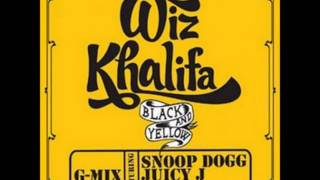 Wiz Khalifa - Black And Yellow [G-Mix] ft. Snoop Doog, Juicy J & T-Pain