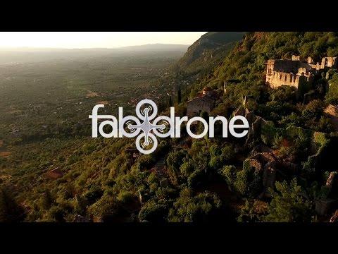 Μυστράς, το προπύργιο της Βυζαντινής Αυτοκρατορίας από ψηλά - Mystras fortified town, drone
