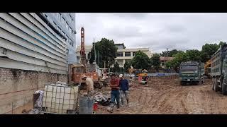 Tiến độ thi công dự án Hà Nội Phoenix Tower ngày 20/9/20