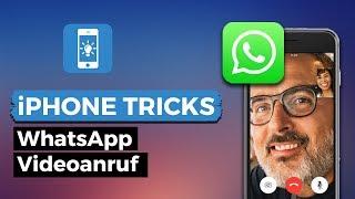 WhatsApp VideoAnruf nutzen - So funktioniert die neue Funktion!