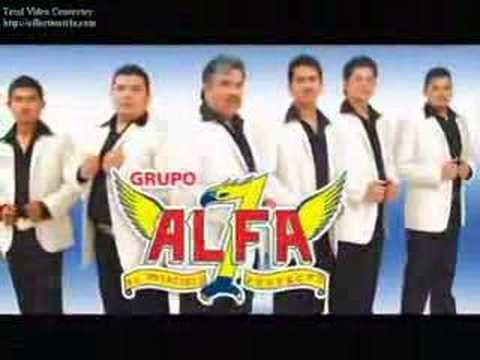 Grupo alfa 7 youtube for Grupo el norte