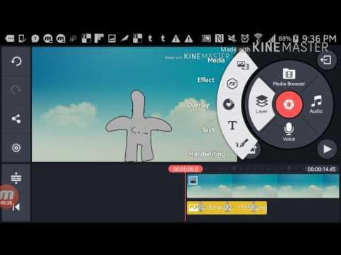 How to tween/animate  using kinemaster
