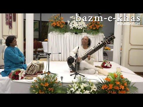 Raag- Rageshree   Ustad Nishat Khan   Bazm E Khas   Live Concert