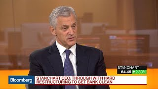 Standard Chartered Is Now a Super Strong Bank, Says CEO