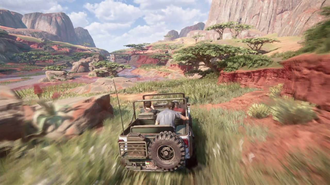 Image result for campaign uncharted 4