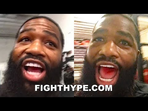 """ADRIEN BRONER GOES OFF ON PACQUIAO'S DRUG TESTING; DEMANDS ANSWERS: """"HE AIN'T BEEN TESTED"""""""