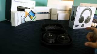 a audio icon wireless headphones review