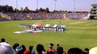 India Vs Pak - National Anthem.3GP