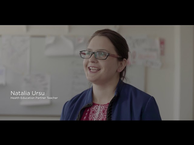 Teaching Health in Moldova