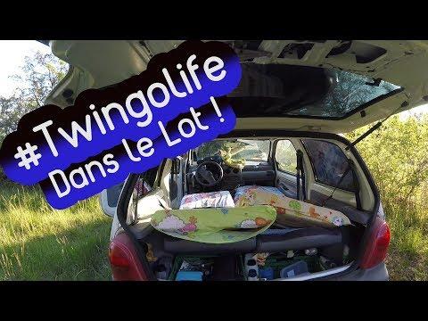 1. Le rêve abordable - #Twingolife dans le Lot