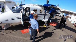 Airborne 10.25.19: Tecnam Traveller, Tamarack To Emerge From Ch-11, Epic E1000