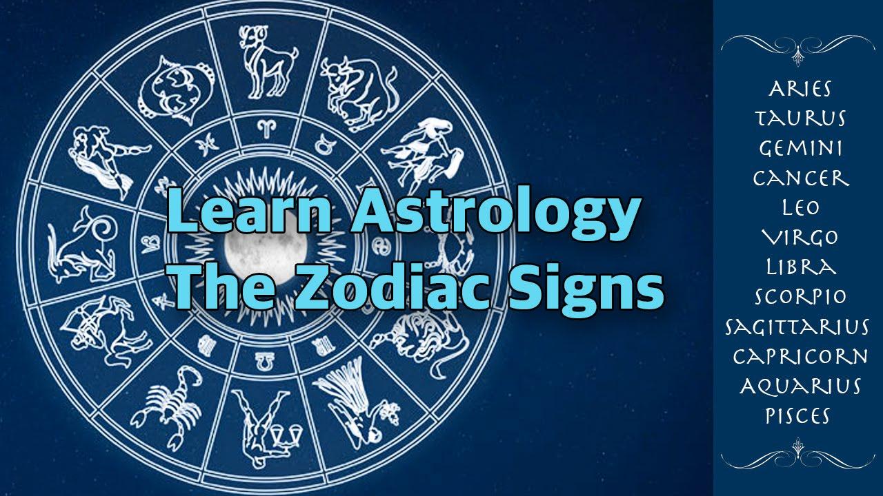 Zodiac Signs 101 Youtube