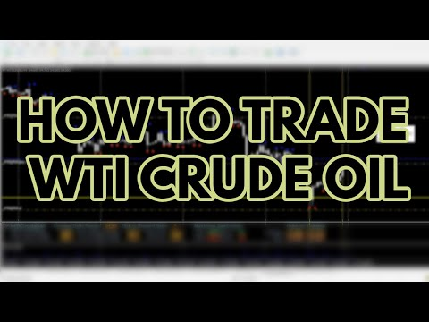 How to Trade WTI Crude Oil (Understanding The Price Action)