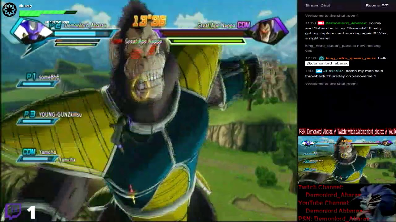 [PS3] Dragonball XenoVerse - {Brand New Char. Multiplayer #31} retry1