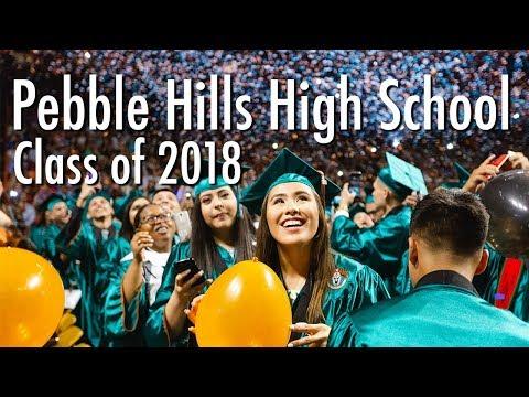 Pebble Hills High School Class of 2018 Comencement Ceremony