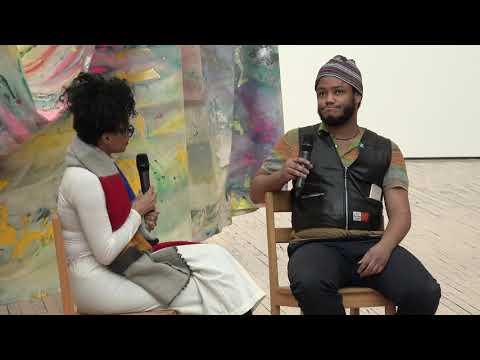 DiaTalks- Jessica Bell Brown And Eric N. Mack On Sam Gilliam