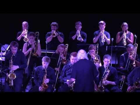 Univ of Pittsburgh Jazz Band - hail to pitt - 9-2017