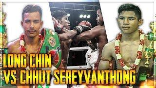 Carabao Champions, Long Chin Vs Chhut Sereyvanthong , SeaTV Boxing, 18/August/2018