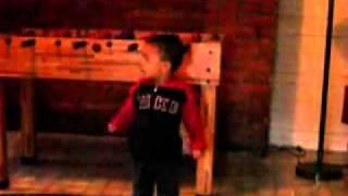 Josh dancing again