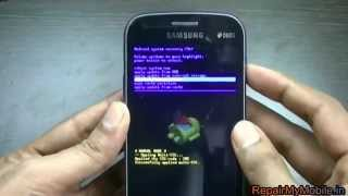 Hard reset Samsung Galaxy S7582 S Duos 2