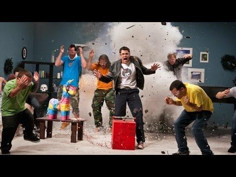 Top 10 Jackass Movie Stunts