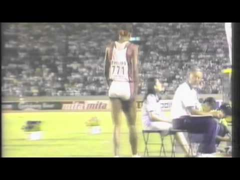 3344 World Track & Field 1991 Long Jump Women Jackie Joyner-Kersee