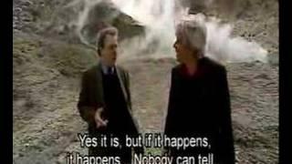 Vulcano Solfatara - Intervista della BBC a Giacomo Di Salvo