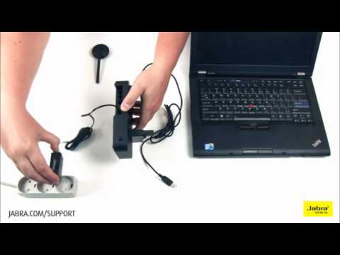 Comment configurer le micro-casque Jabra PRO™ 9450