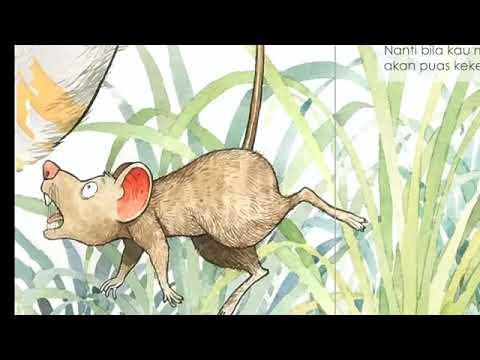 Si Tikus Moni oleh Zaharuddin Sarbini