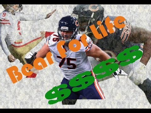 Bears Free up cap Space with Big moves