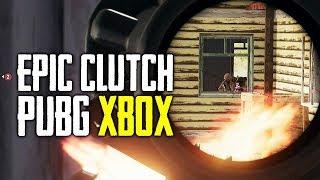 PUBG Xbox - Epic Clutch! (Playerunknown's Battlegrounds)