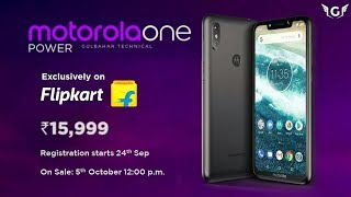 Motorola One Power Official Video - Trailer, Introduction, Commercial