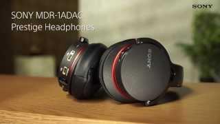 Sony MDR-1ADAC Prestige Headphones