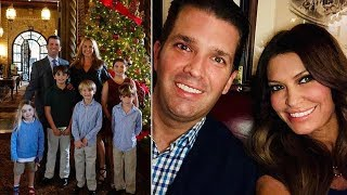 Don Jr's Mar-a-Lago Christmas party: Both Vanessa Trump & Kimberly Guilfoyle are happy to join