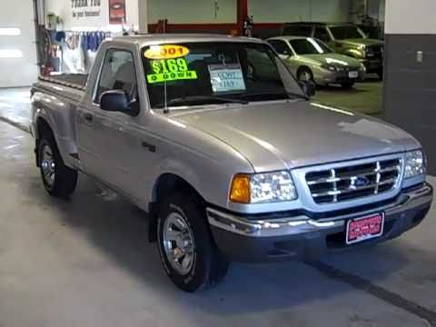 2001 Ford Ranger Xlt Stepside 4x2 Hometown Motors Of