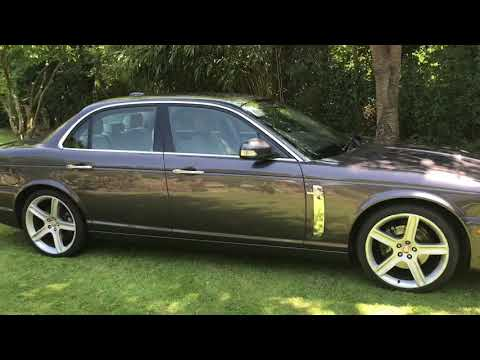 Jaguar X358 Sovereign - Bradley James Classics
