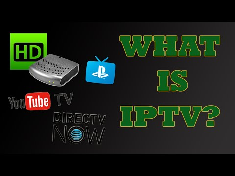 What Is IPTV?