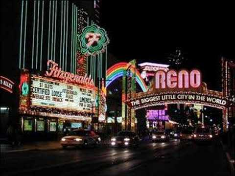 Marty Robbins 'Waiting In Reno.'