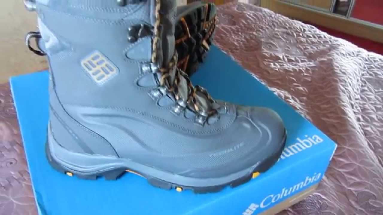 Зимние непромокаемые ботинки Columbia Men s Bugaboot Plus II Omni ... 7d800f2b99eae
