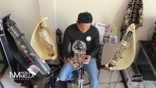 Surat Cinta Untuk Starla Virgoun   Sasando Cover   Alat Musik Rote - Nusa Tenggara Timur