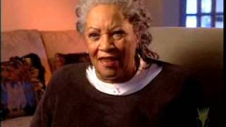 Toni Morrison Talks About Her Motivation For Writing