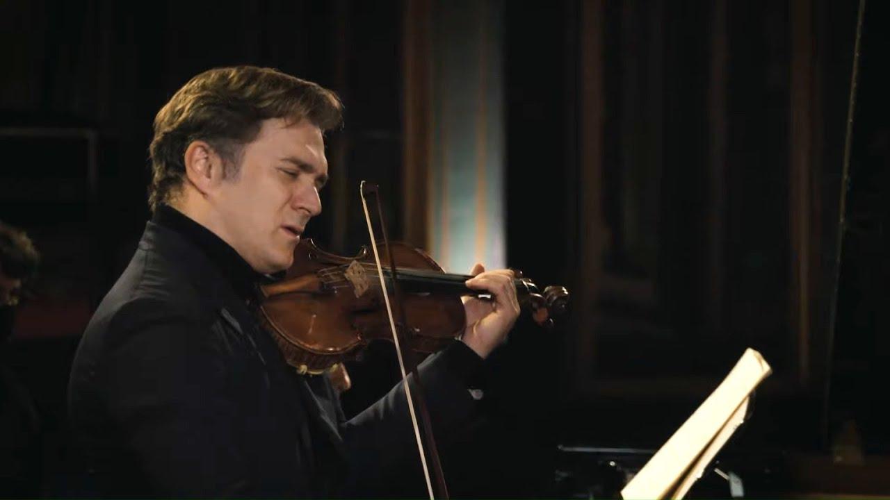 Renaud Capuçon plays Beethoven: Violin Sonata No. 10 in G major: II. Adagio espressivo
