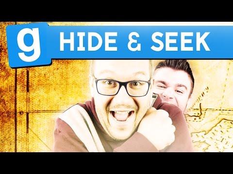 IGNACY DOSKONALE ZNA TĄ MAPKĘ! | Garry's mod (W: EKIPA) #610 - Hide & Seek [#58] #Bladii #PL