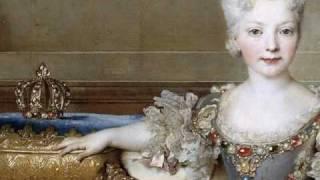 LARGILLIÈRE: Mariana Victoria de Borbón (1724)