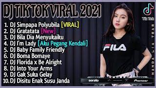 DJ TIKTOK TERBARU 2021 - DJ SIMPAPA POLYUBILA TIK TOK FULL BASS VIRAL REMIX TERBARU 2021