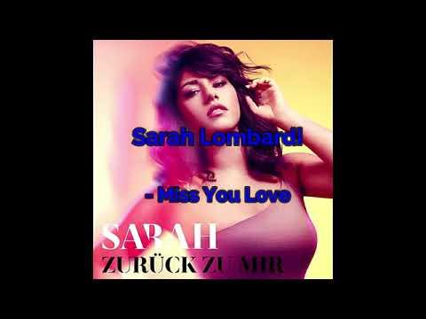 Sarah - Miss you Love ( new Album)