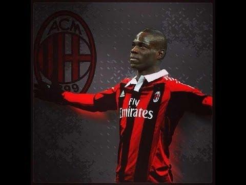 Mario Balotelli - Ac Milan Top 5 goals 2012-2013